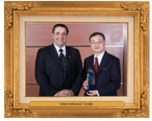 KingTiger Technology Canada receives Markham Business Excellence Award