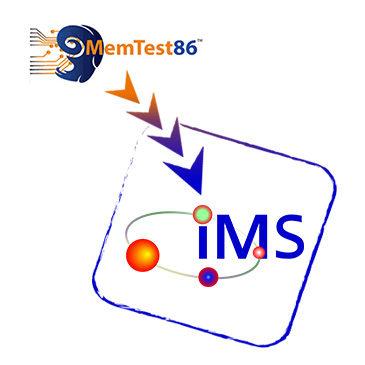 Intelligent Memory Surveillance System (iMS) Import MemTest86 Function